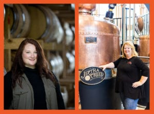 Joyce & Autumn Nethery: The Dynamic Mother-Daughter Duo Behind Jeptha Creed Distillery
