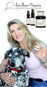 Lorri Moore of Iron Horse Organics