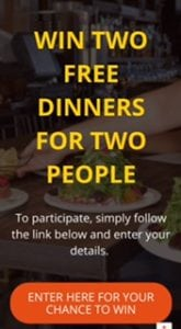 Win Two Free Dinners