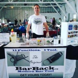 The Original Bar Back Tool